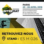 Fassi France et Marrel au salon Intermat 2018